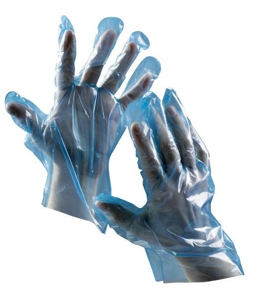 3e5efc16894 Pracovní rukavice DUCK BLUE