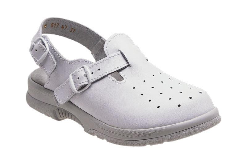Zdravotní sandále N 517 48 10W ... 09bada0281