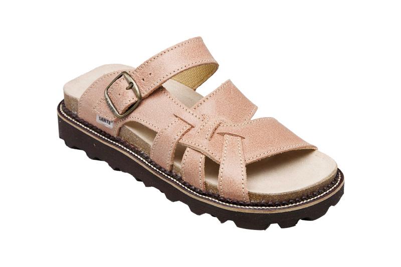 Dámské pantofle SANTÉ - barevné provedení 31b209d2e7